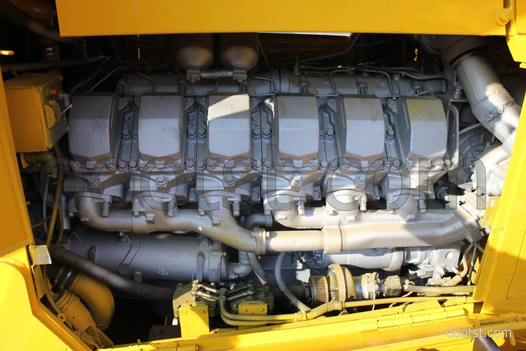 Т-35.01, бульдозер т 35.01, трактор т 35.01, четра т35, Двигатель ЯМЗ-850.10