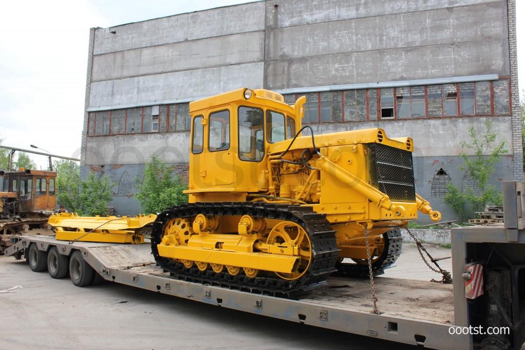Трактор Т-170 трал