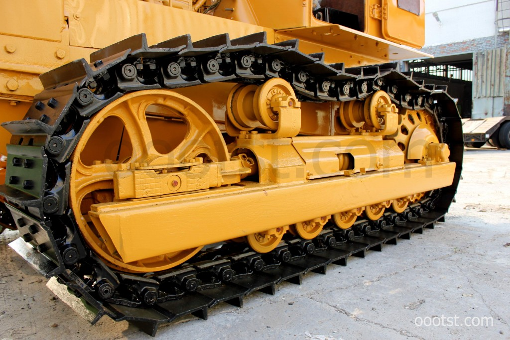Трактор Т-170 тележка
