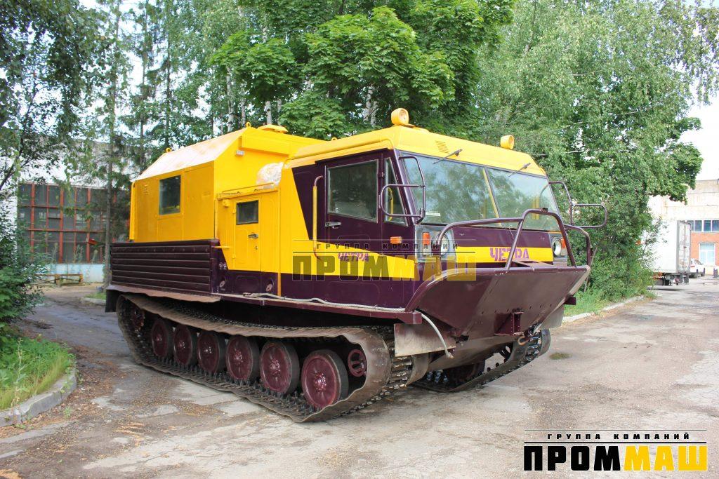 вездеход ТМ-130 четра ТМ-130 Иркутск, Иркутская область (1)