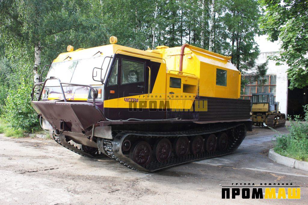 вездеход ТМ-130 четра ТМ-130 Иркутск, Иркутская область (6)
